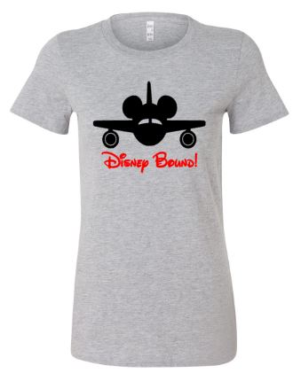 Disney Bound Mickey Tshirt Men Or Womens Orlando Swag Shirt