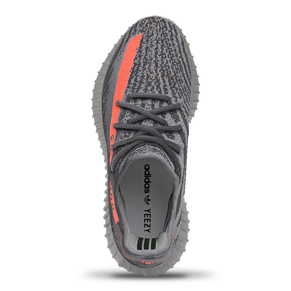 "ed9c77e8debe3 ADIDAS YEEZY BOOST 350 V2 ""BELUGA 2.0"" Color  Grey Bold Orange Dark ..."