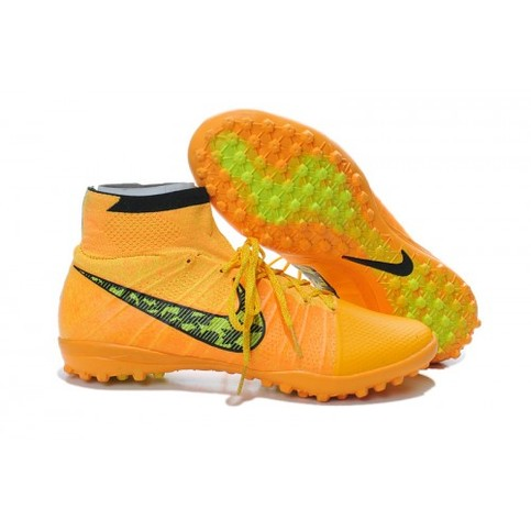 promo code 07ef7 bd538 Nike Elastico Superfly TF Yellow Green Black on Storenvy