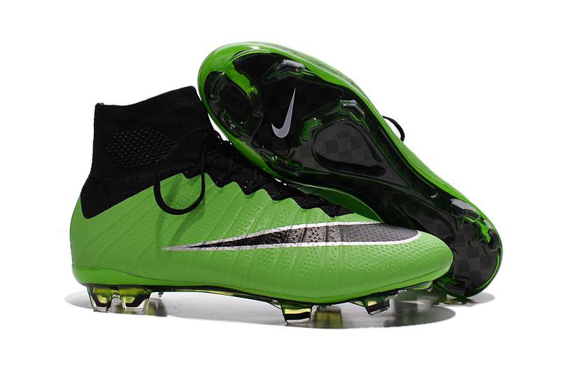 Nike Mercurial Superfly Fg Grass Green Black 6.5-11