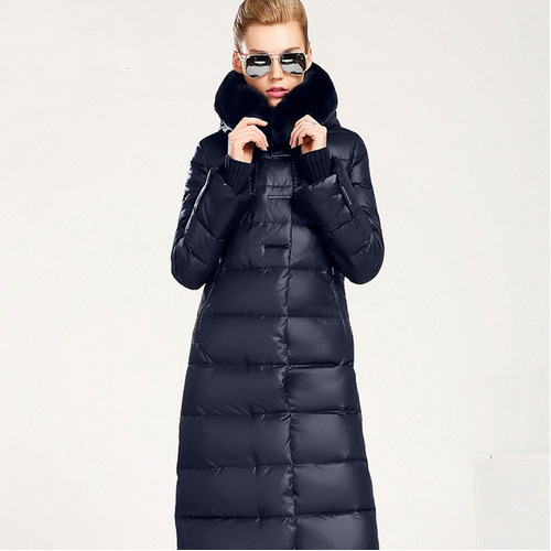 Icebear 2017 Slim Short Coat Bio Down Jacket Winter Double Breasted Womens Cotton Parka Inside Have Pocket Swbj0005