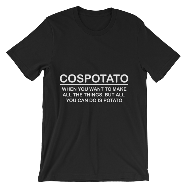 Cospotato Mens Tee