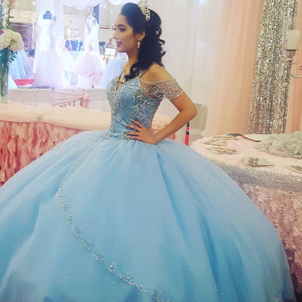 Ball Gown Prom Dress-long Prom Dresses-prom Dresses-evening DressProm GownsFormal Women Dress-prom Dress