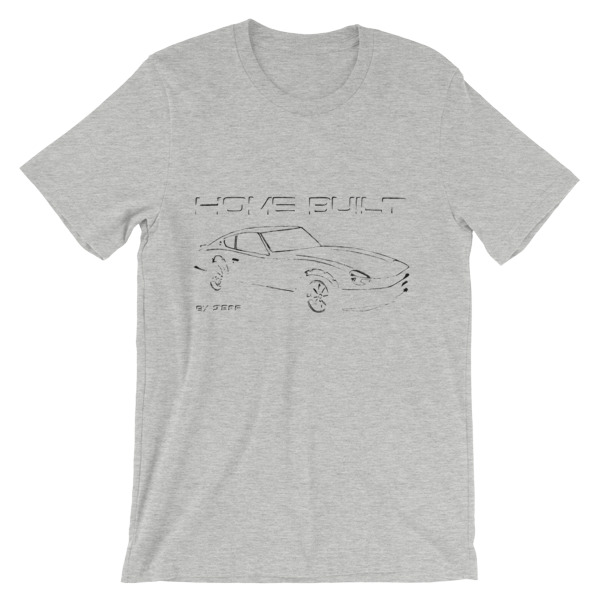 240 White And Grey T-shirt