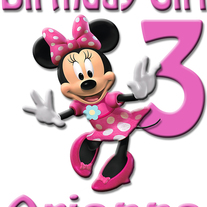 607b73c3 Envy This Collect. Mickey Mouse Minnie BIRTHDAY SHIRT ADD NAME & AGE FOR  FAMILY
