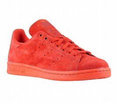 Adidas Mens Originals Stan Smith Sneaker Red