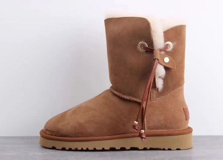 Womens Maia Classic Ugg Boot Chestnut 1017496