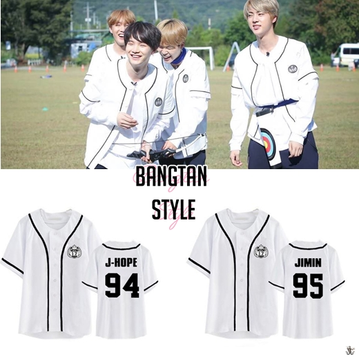 c6eb9e3200bb BTS Summer 2017 Shirt on Storenvy