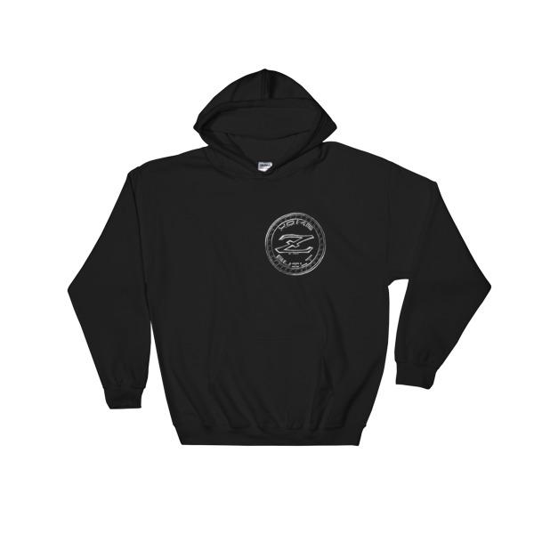 Z Logo Hooded Sweatshirt