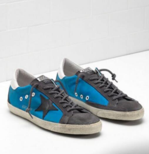 Golden Goose Deluxe Brand Ggdb Sneakers Super Star Skateboard Sneaker Shoes