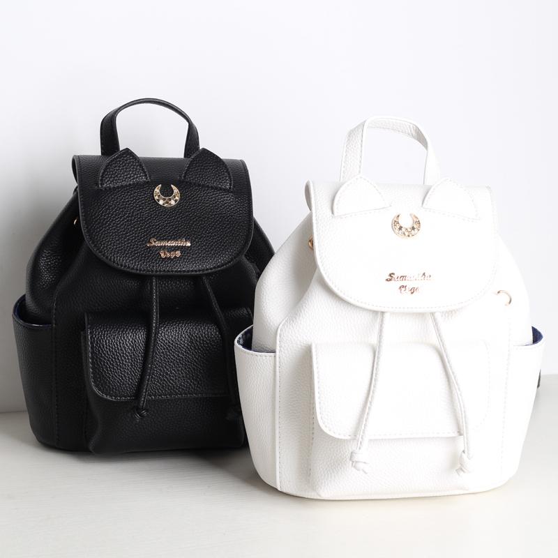 Sailor Moon Luna Bucket Backpack + Mini Luna Coin Purse (75017990 HIMI'Store) photo