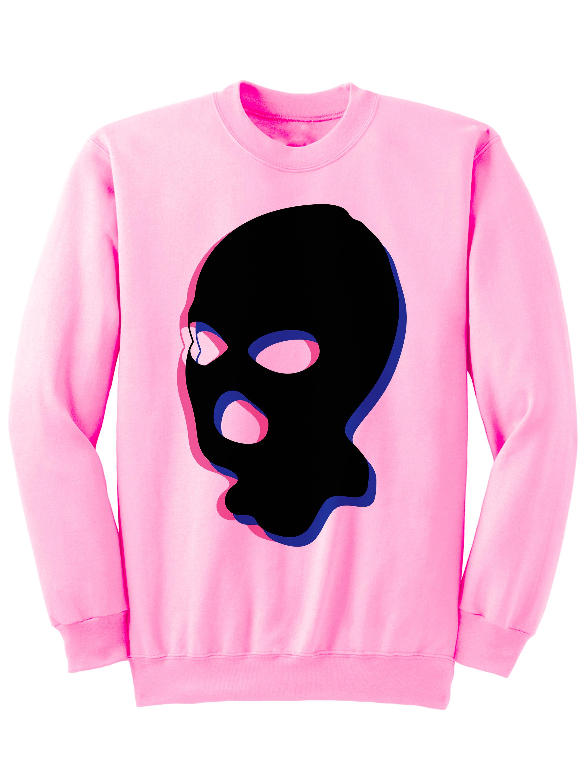 Mask On Sweatshirt Funny Sweatshirts Ladies Tops Mens Fashions Stylish Sweater Plus Size Clothing Back To School #future #maskon