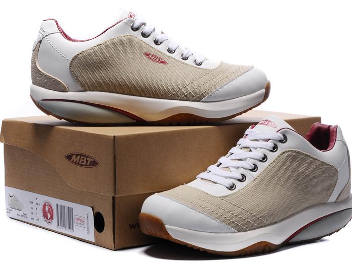 Mbt Tataga Men Shoes White