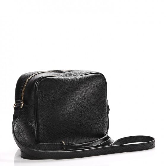 58b6074947bd0 GUCCI Calfskin Small Soho Disco Bag Black · Wanna this bag   · Online Store  Powered by Storenvy