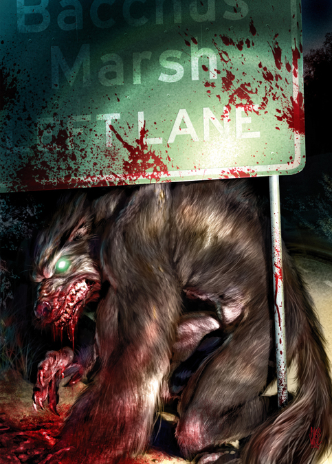 Werewolf Poster On Storenvy