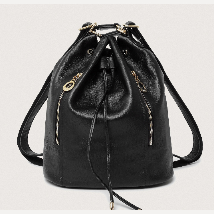 $50 OFF !black Leather Purse/backpack (77830539 The Handbag Maven) photo