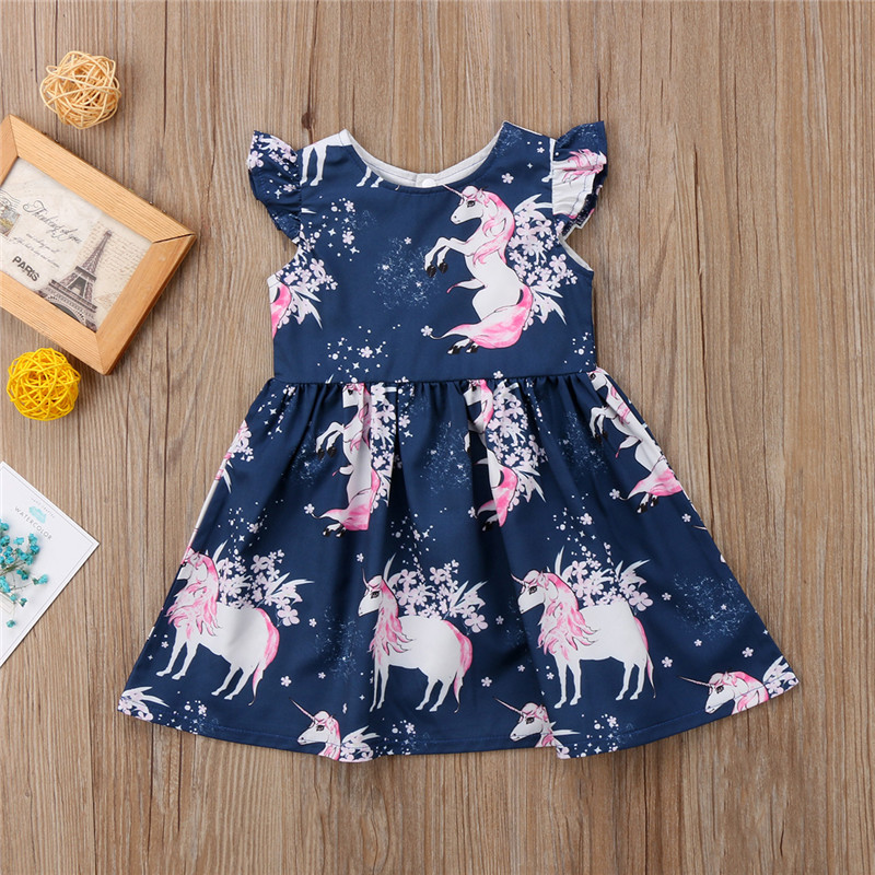 Unicorn dress,girls unicorn dress, baby unicorn dress, birthday ...