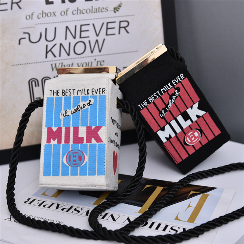 Milk Purse (79799271 Jellybones Fashion) photo