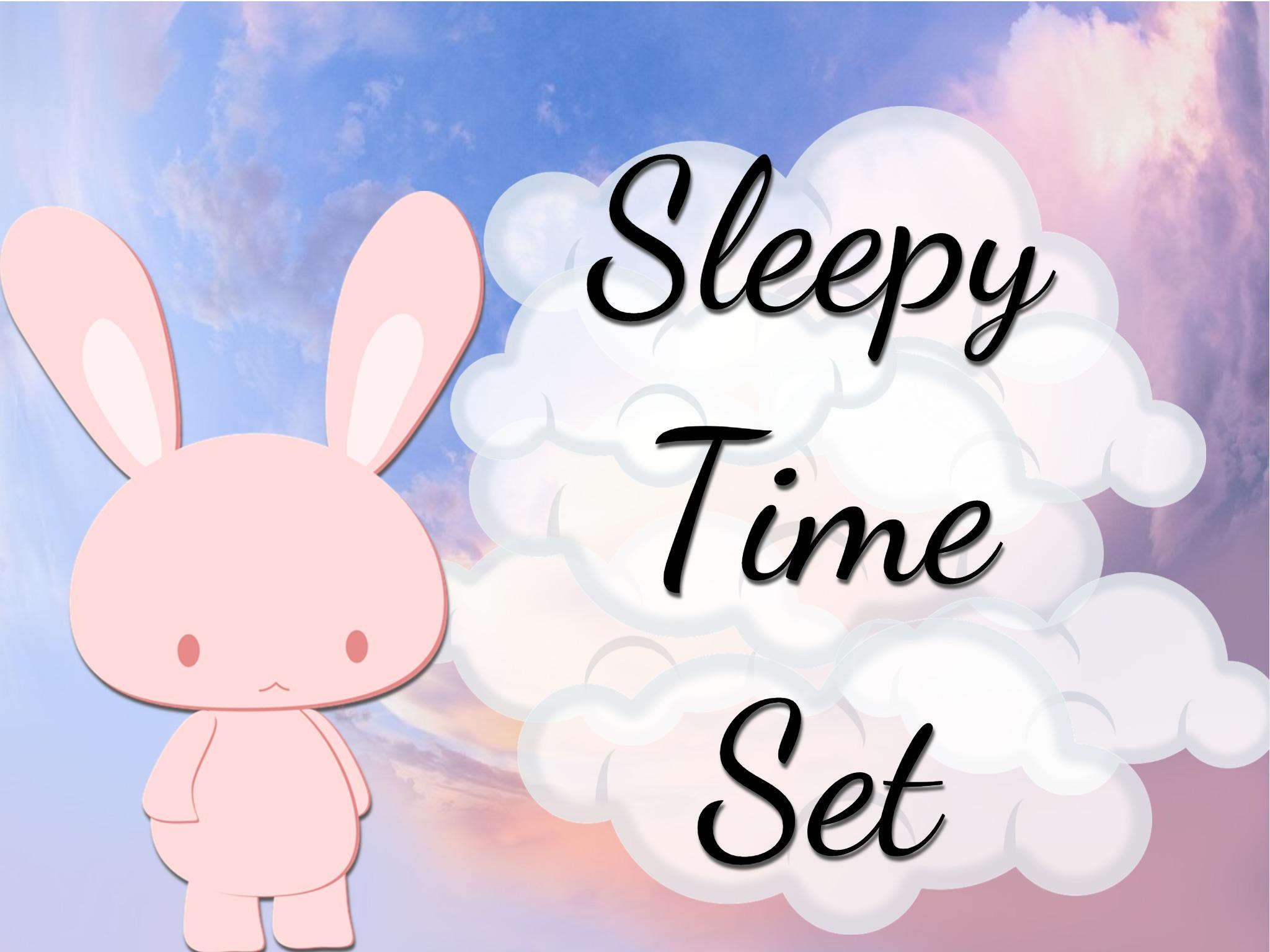 Little's Sleepy Time Set