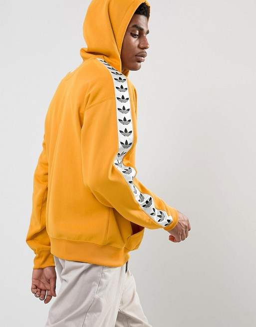 sweat jaune homme adidas