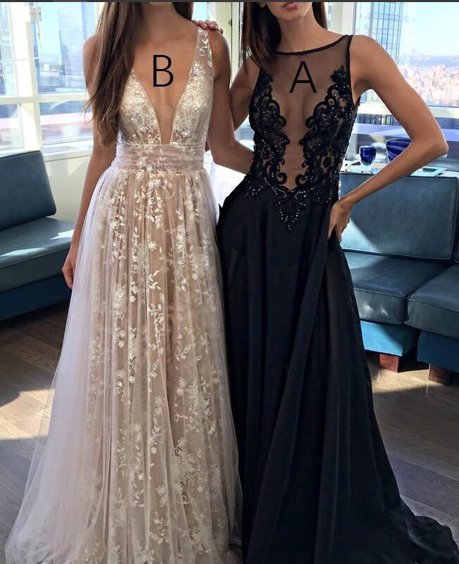 Gorgeous A-line Long 2017 Prom Dress · modsele · Online Store ... 85074d54801b