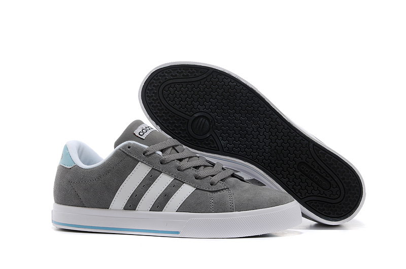 Mens/womens Neo Se Daily Vulc Suede Shoes Tech Grey/argentina Blue/running White F39076