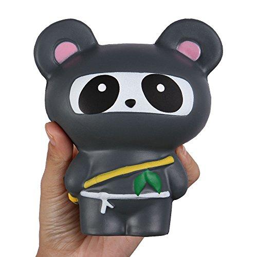 ninja panda squishy squishies jumbo kawaii squishy shop online