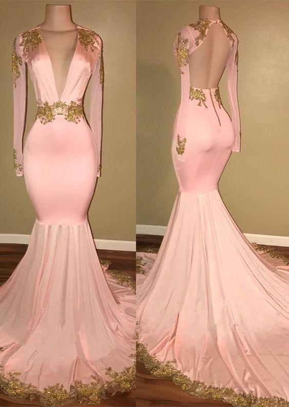 73634b50f68 new fashions Prom Dress