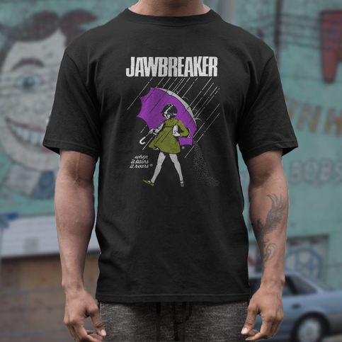 "Vintage Original Jawbreaker ""morton Salt Girl"" 