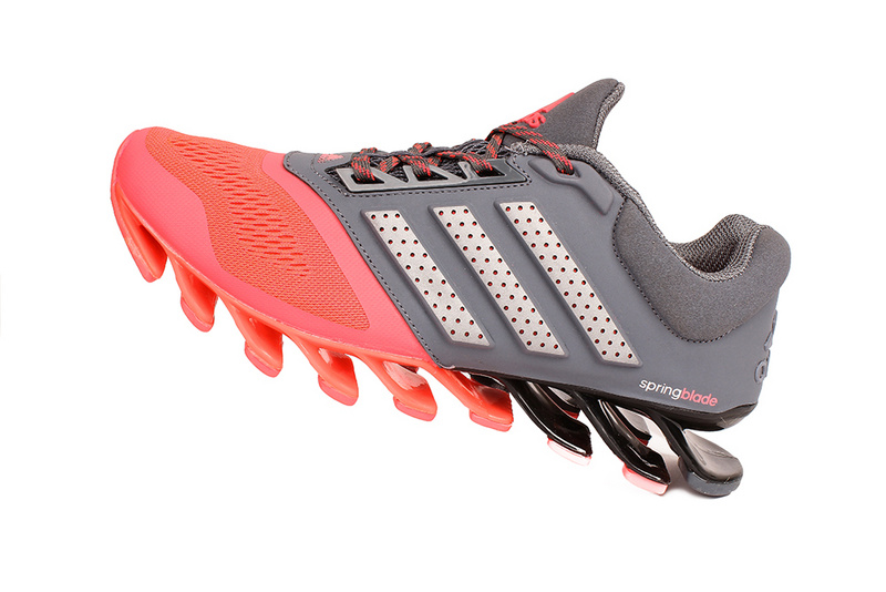 Mens/womens 2018new Springblade 4 Running Shoes Grey/pink