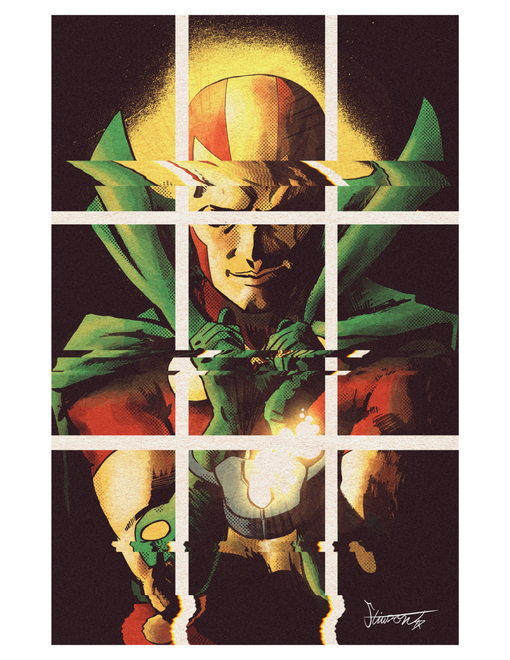 Image of Mister Miracle - Art Print