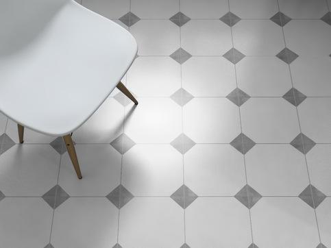 Copenhagen Tile Stickers Square Style Tile Tile Decal