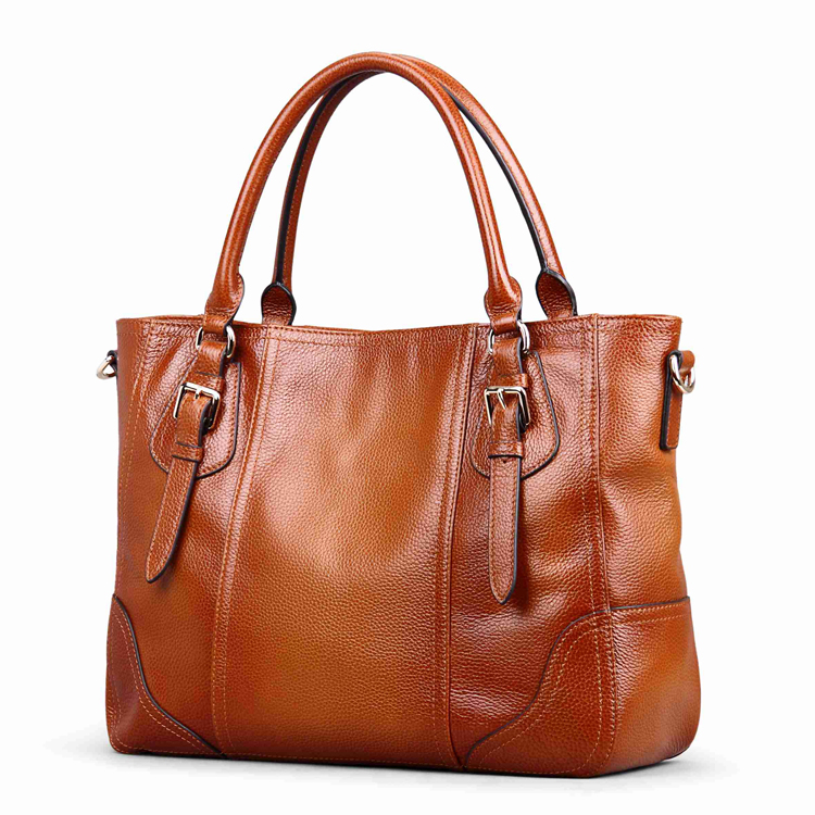Handmade Women Top Handle Handbags Satchel Shoulder Bag for Lady Purse Tote Bag (45060060) photo