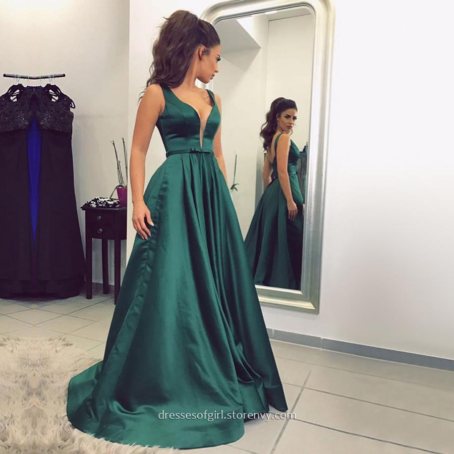 33e3a0455d91 Long Prom Dresses