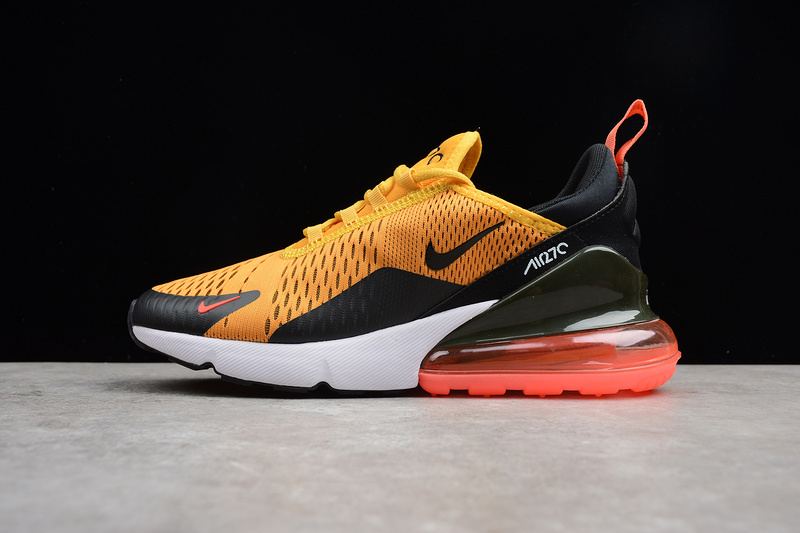 reputable site 1df20 ad89c Fashion Nike Air MAX 270 yellow AH8050-004 on Storenvy