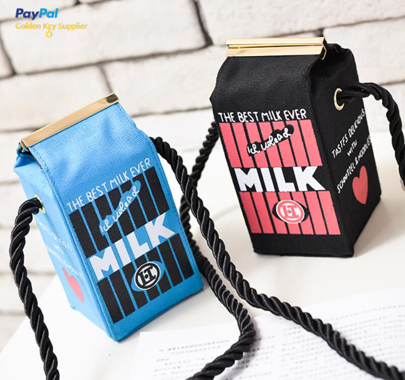 Free Shipping The Best Milk Purse (84744537) photo