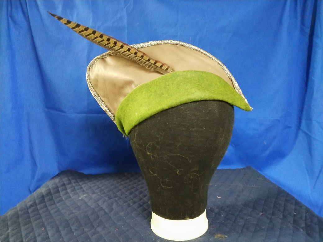 Image of Leather Merry Gentleperson Topper