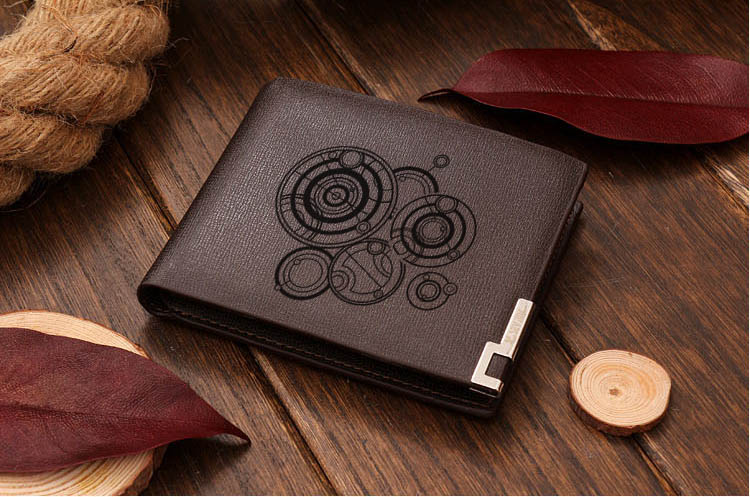 Doctor Who Time Lord Symbol Leather Wallet 1 Only On Storenvy