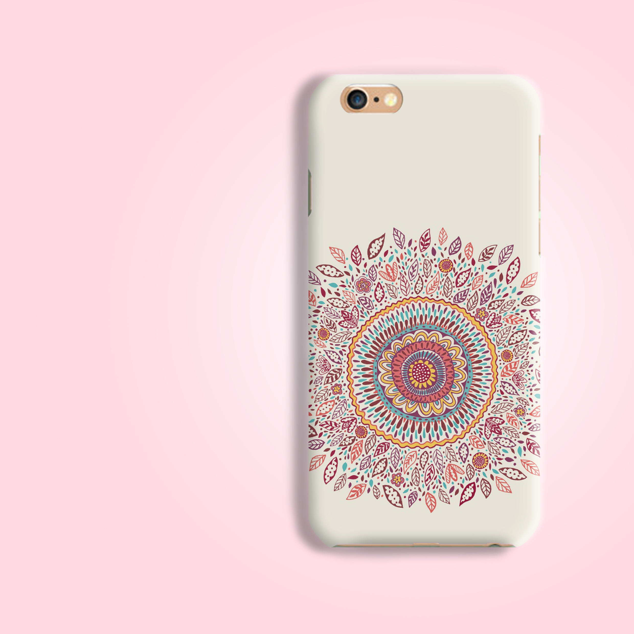 7f7c20042e5 Mandala henna pattern rigid hard phone case for iPhone X 8 7 6S SE Plus  Galaxy S9 S8 Plus S7 edge Note 8 Note 5 A8 2018 A7 2017 A5 on Storenvy