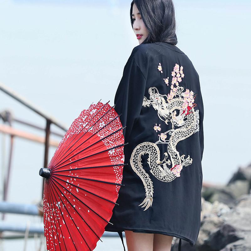 12c108f0b4 Kimono Dragon Jacket WH182 on Storenvy