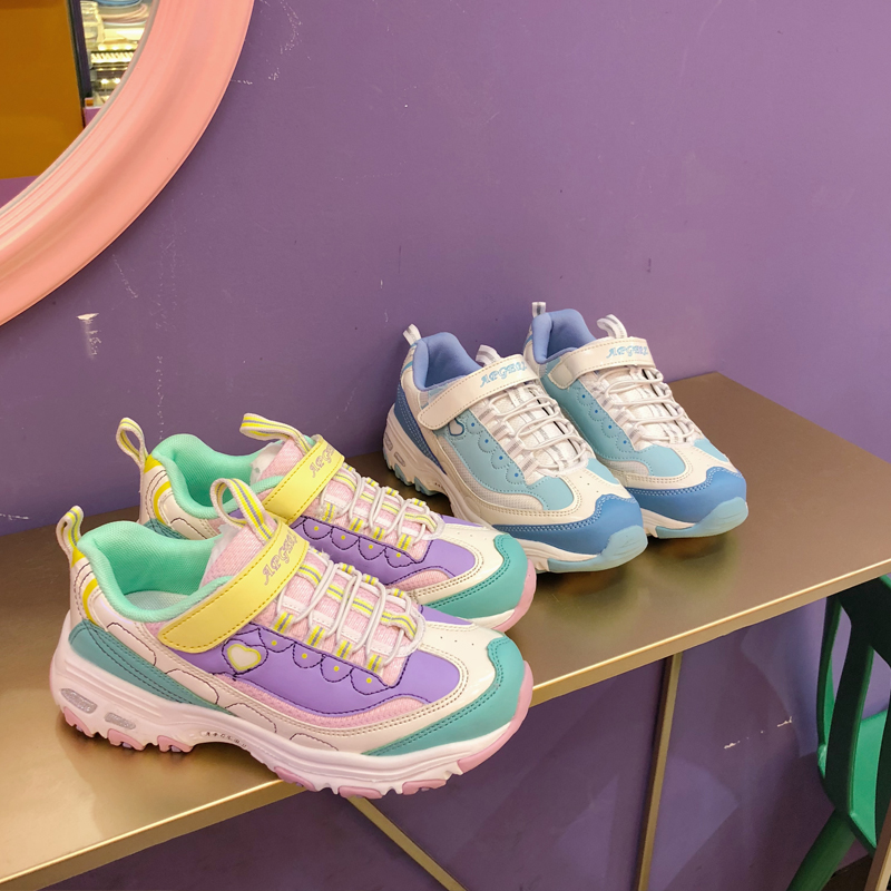 Pastel Color Lolita Running Shoes