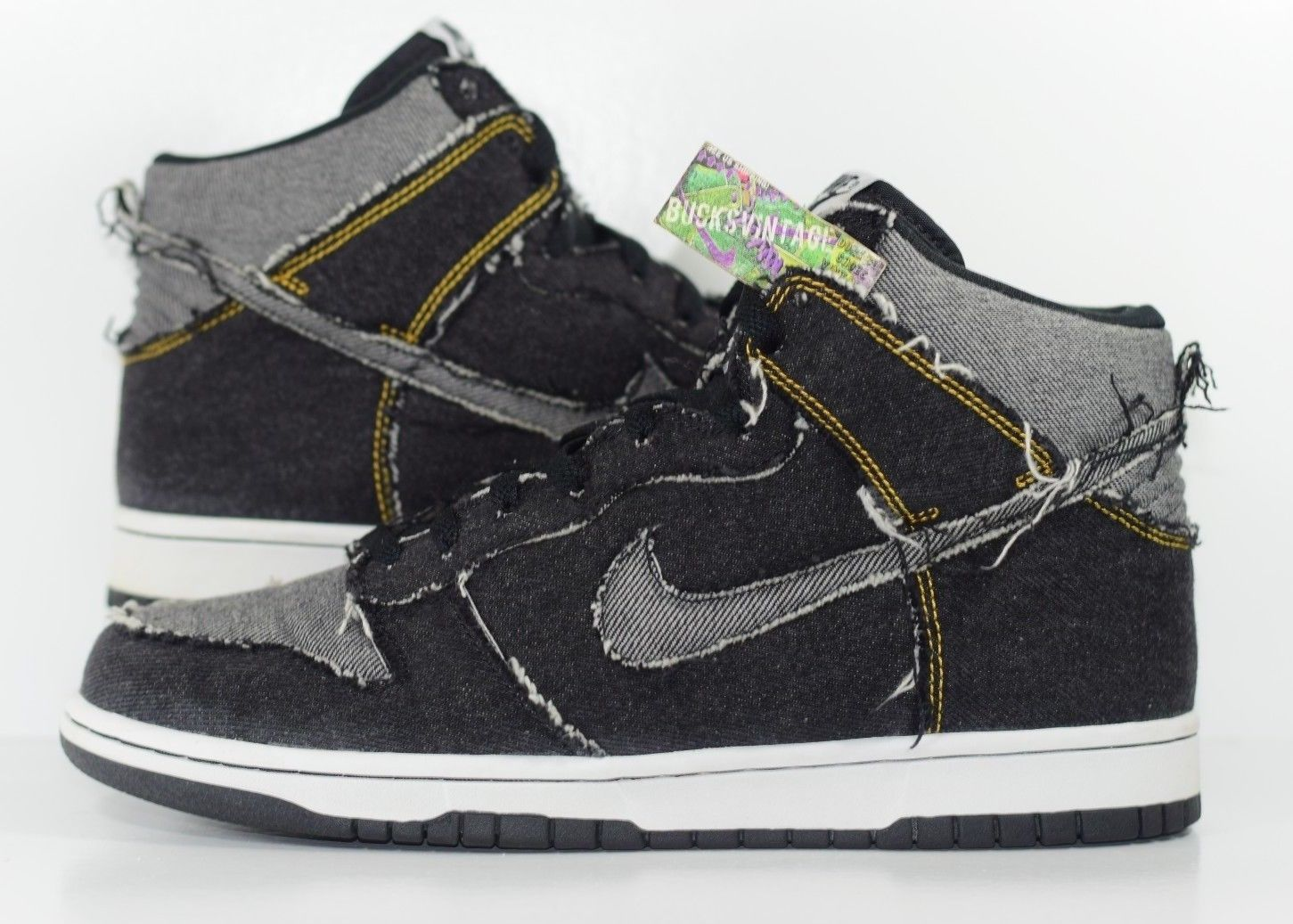 new arrivals c7d6b 81258 Size 10  2006 Nike Dunk Denim High Reese 312423-001
