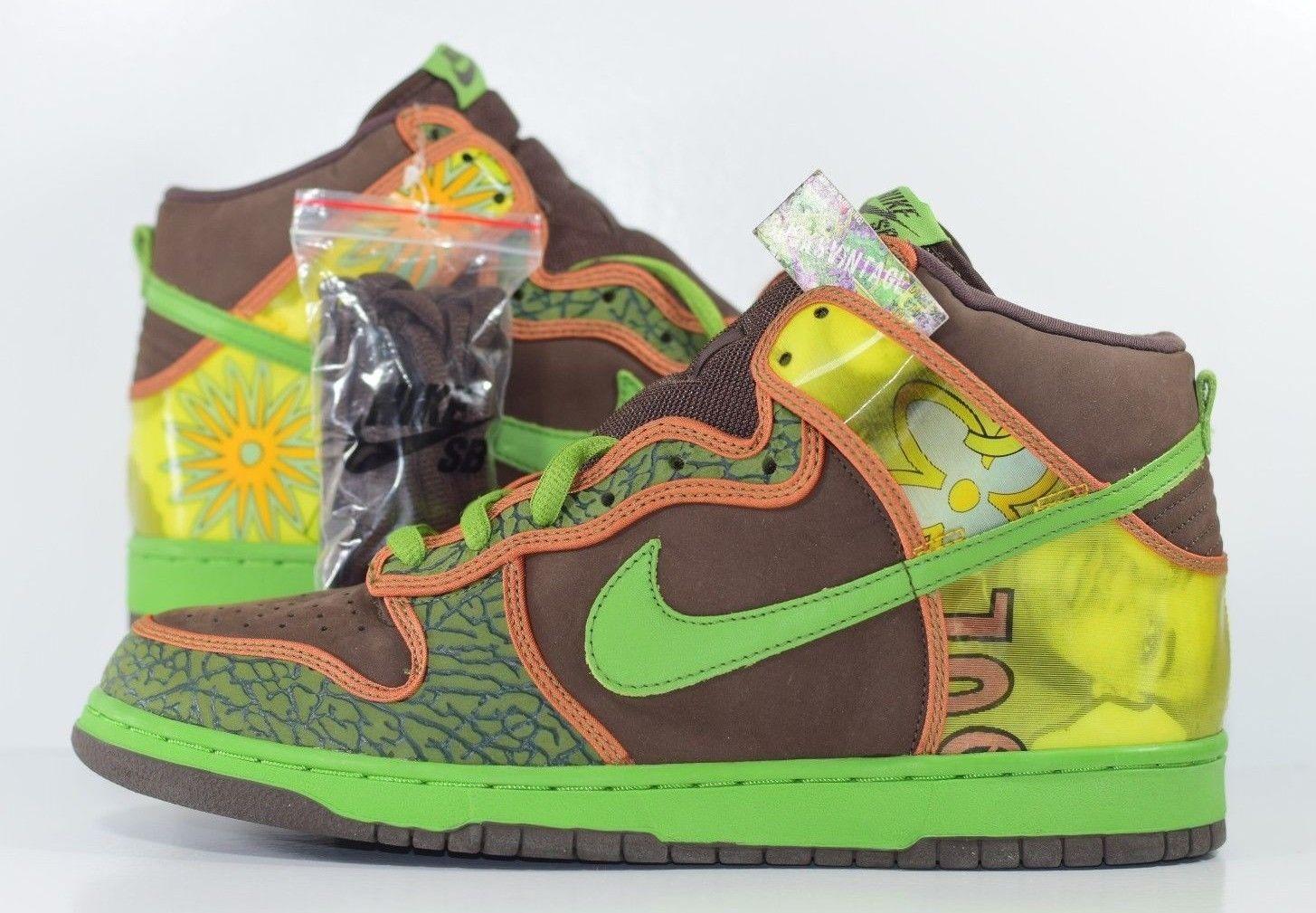 watch f2261 bf83f Size 12 | DS 2005 Nike Dunk Sb Hi