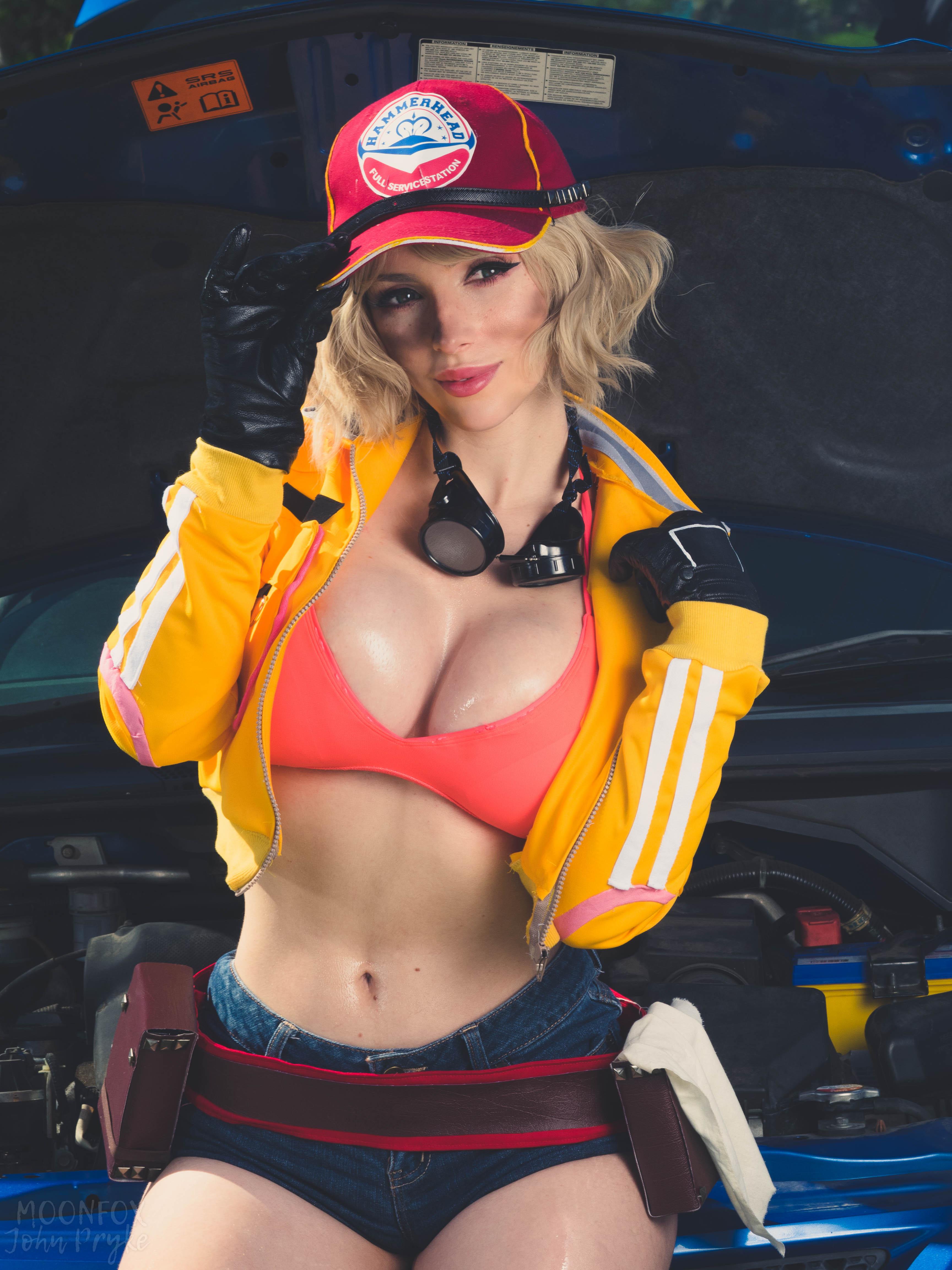 Cindy Final Fantasy Xv On Storenvy