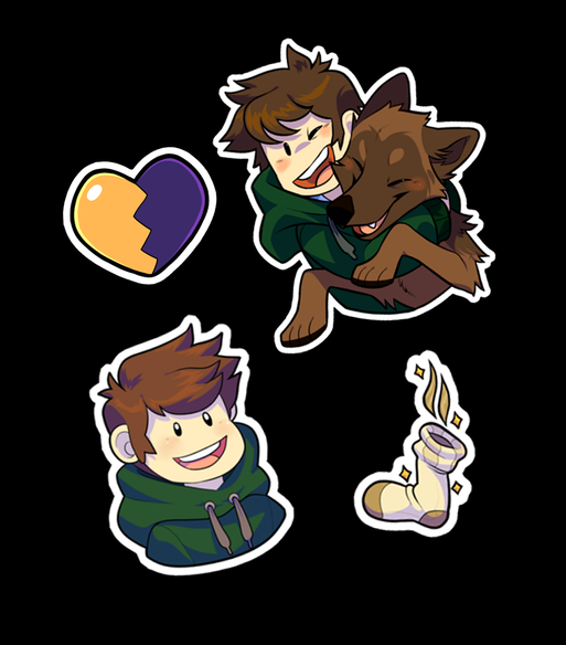 Image of Lore - Sticker Pack