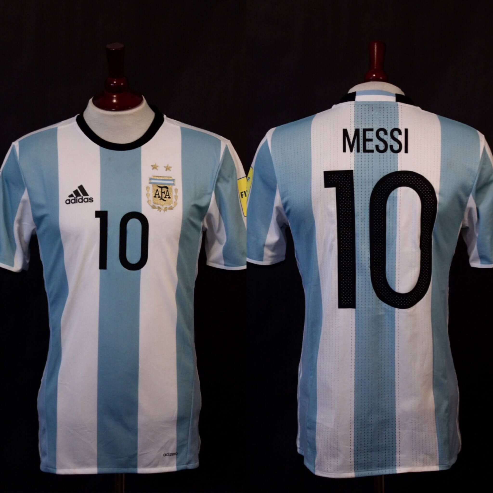 e1d6cc0ba 2018 MESSI Argentina Soccer Jersey on Storenvy