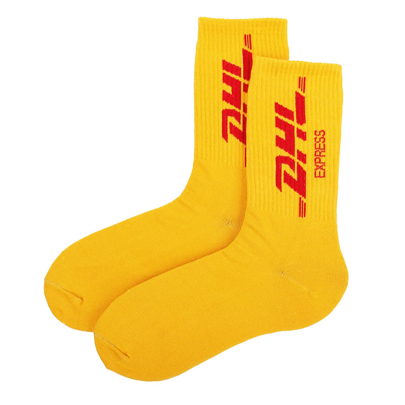 DHL EXPRESS SOCKS from STORE CAT CAT