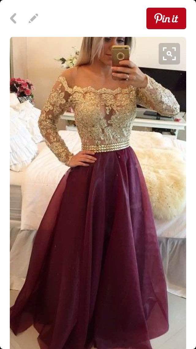 Plus Size Formal Prom Dresses