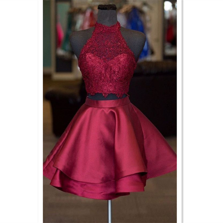 4dfe7314d8f Two Piece Homecoming Dresses