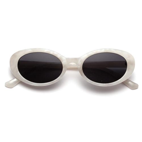 362bd25f34 ... 2018 Trendy Sunglasses Women Vintage Brand Oval Round Sun Glasses  Glasses - Thumbnail 3